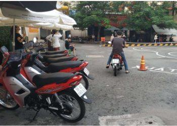 Thi bằng lái xe máy Hà Nội – Uy tín – Giá rẻ – Bao đỗ 100%
