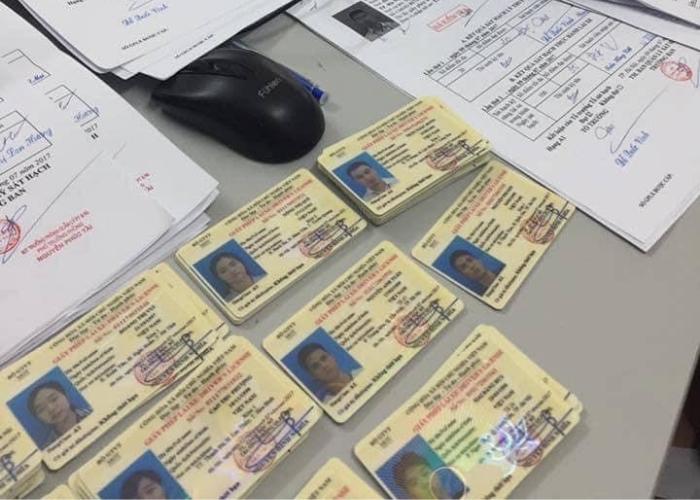 Đăng ký thi bằng lái xe máy ở Thanh Trì