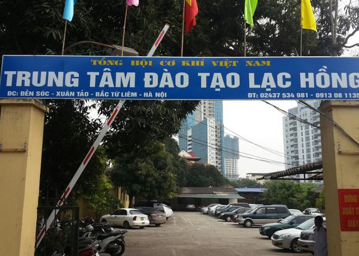 Trường dạy lái xe Lạc Hồng